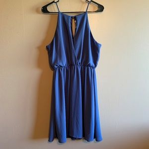 Dry Goods LUSH High Neck Dress Size Large